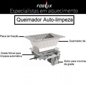 Caldeira / Pellets – Compacta – 16kW
