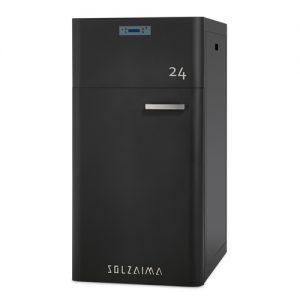 Caldeira / Pellets – Automática – A 24kW