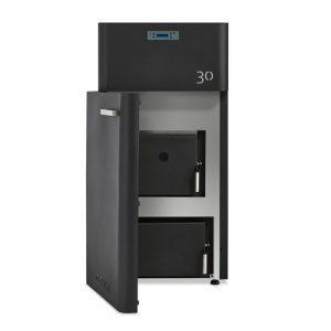 Caldeira / Pellets – Automática – A 30kW