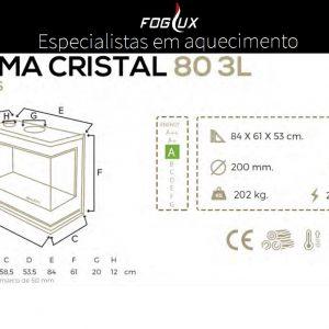 Recuperador Cristal Blackeram 3L