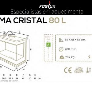 Recuperador Cristal Blackeram 2L