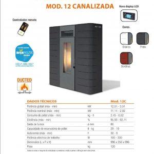 Salamandra Slim Mod.12C